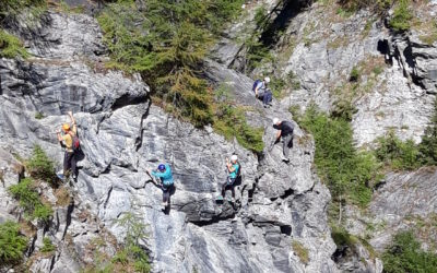 Via Ferrata des Gorges de Mauvoisin (06.09.2020)